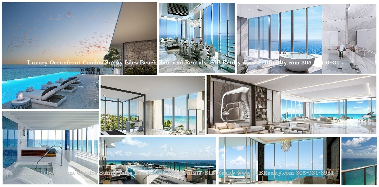 Sunny Isles Beach Condos For Sale and Rent with SIB Realty