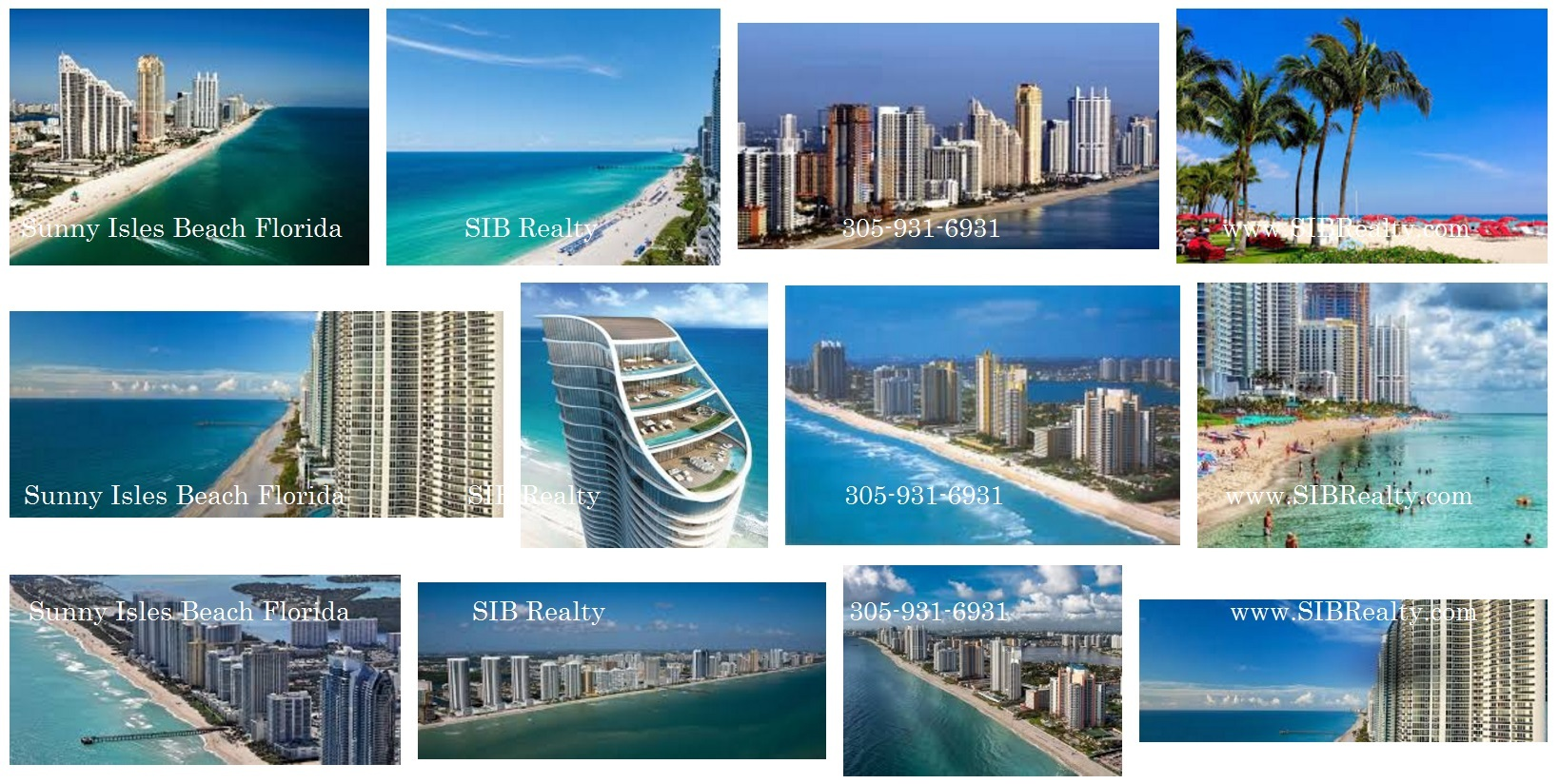 Sunny Isles Beach Condos for Sale with SIB