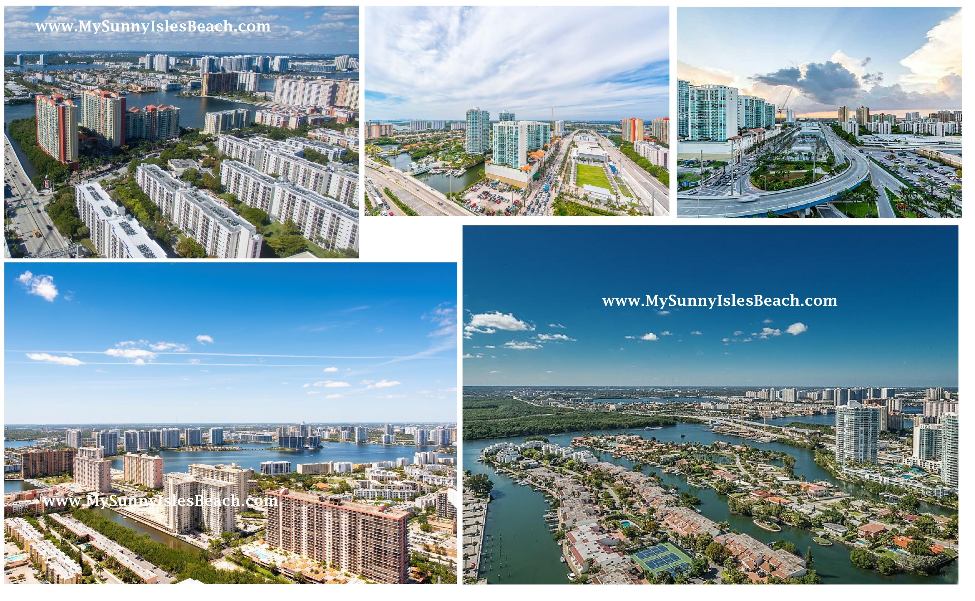 West of Collins Condos Sunny Isles Beach