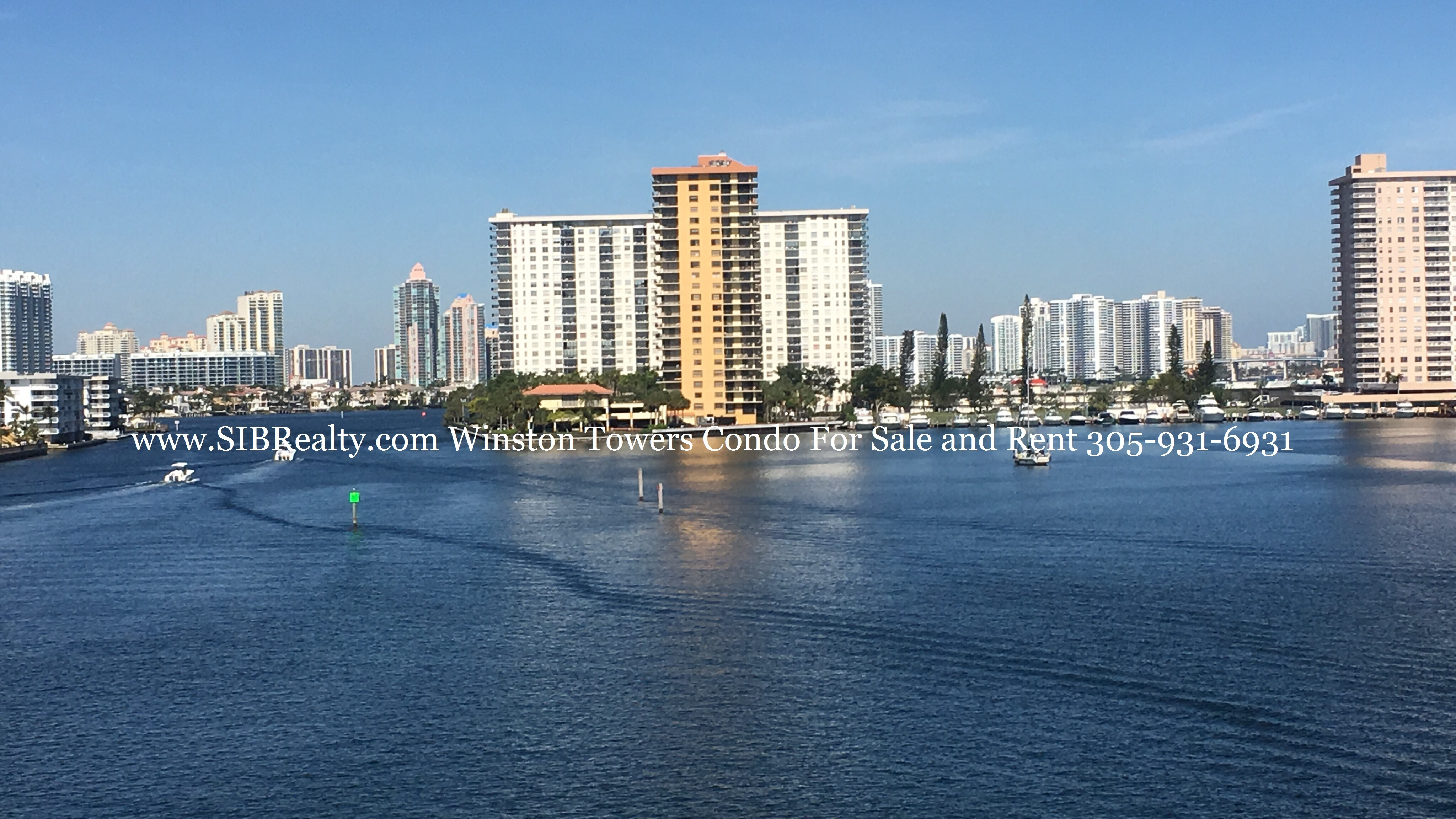 Buy Condo Winston Towers Sunny Isles Beach with Evelina Tsigelnitskaya Winston Towers condo Expert.
