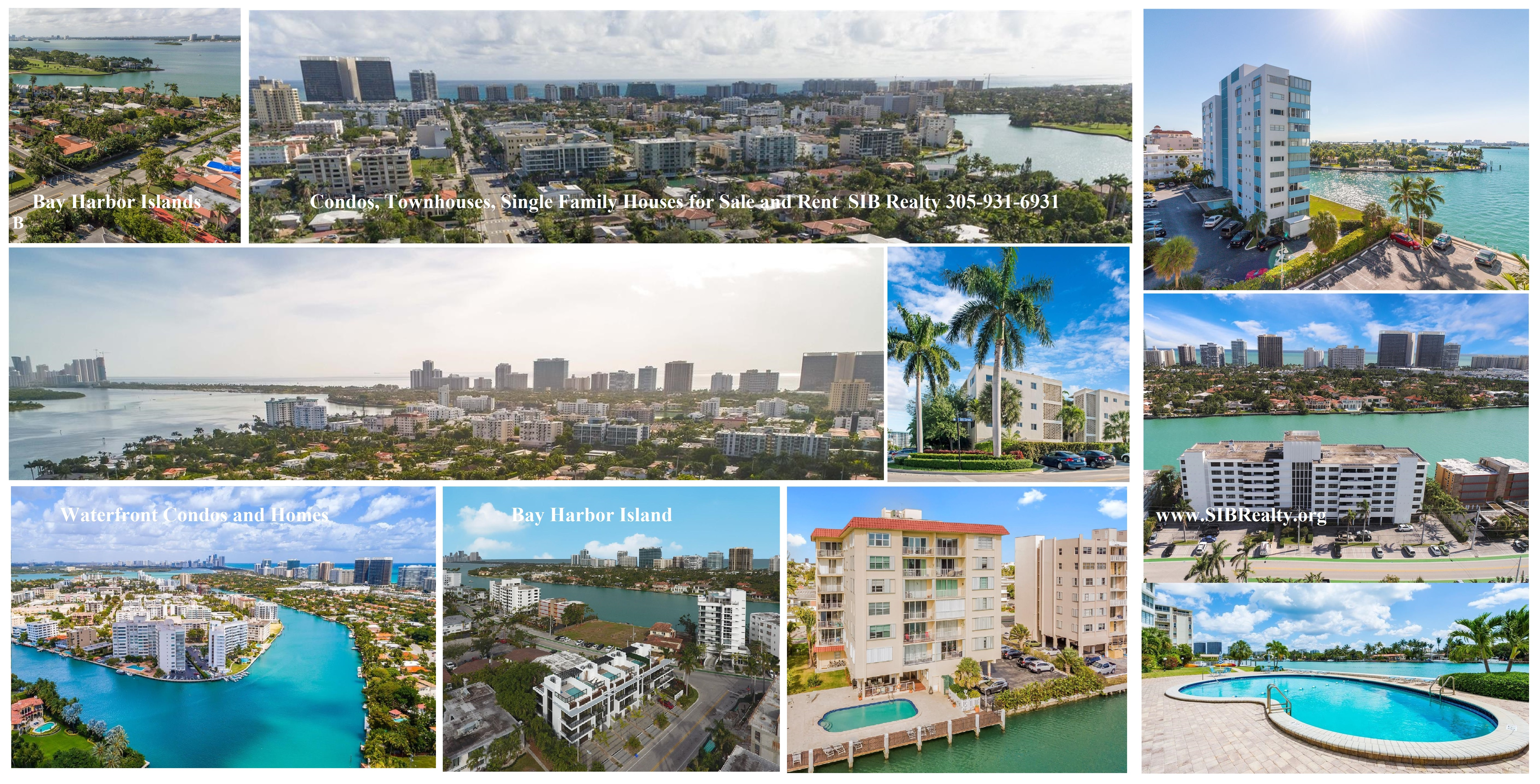 Bay Harbor Islands Condos for Sale with SIB Realty