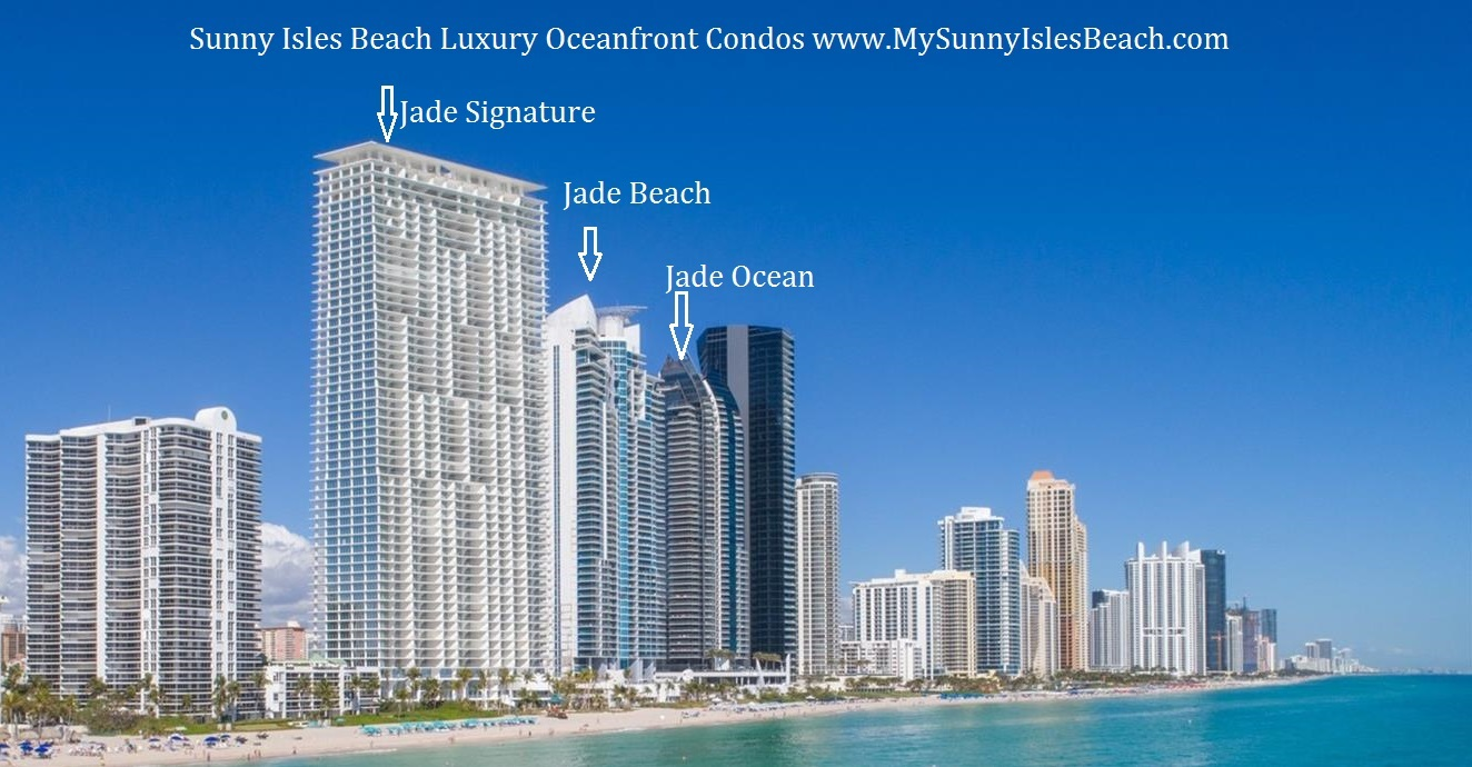 Jade Sunny Isles Beach Luxury Oceanfront Condos for sale and rent with SIB Realty Valeria Mola