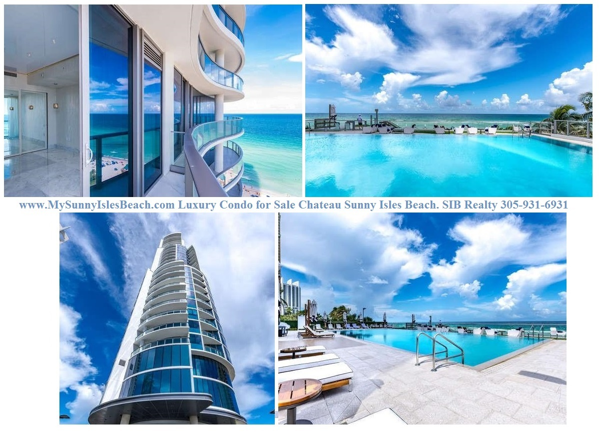 Luxury Condo for Sale Chateau Sunny Isles Beach