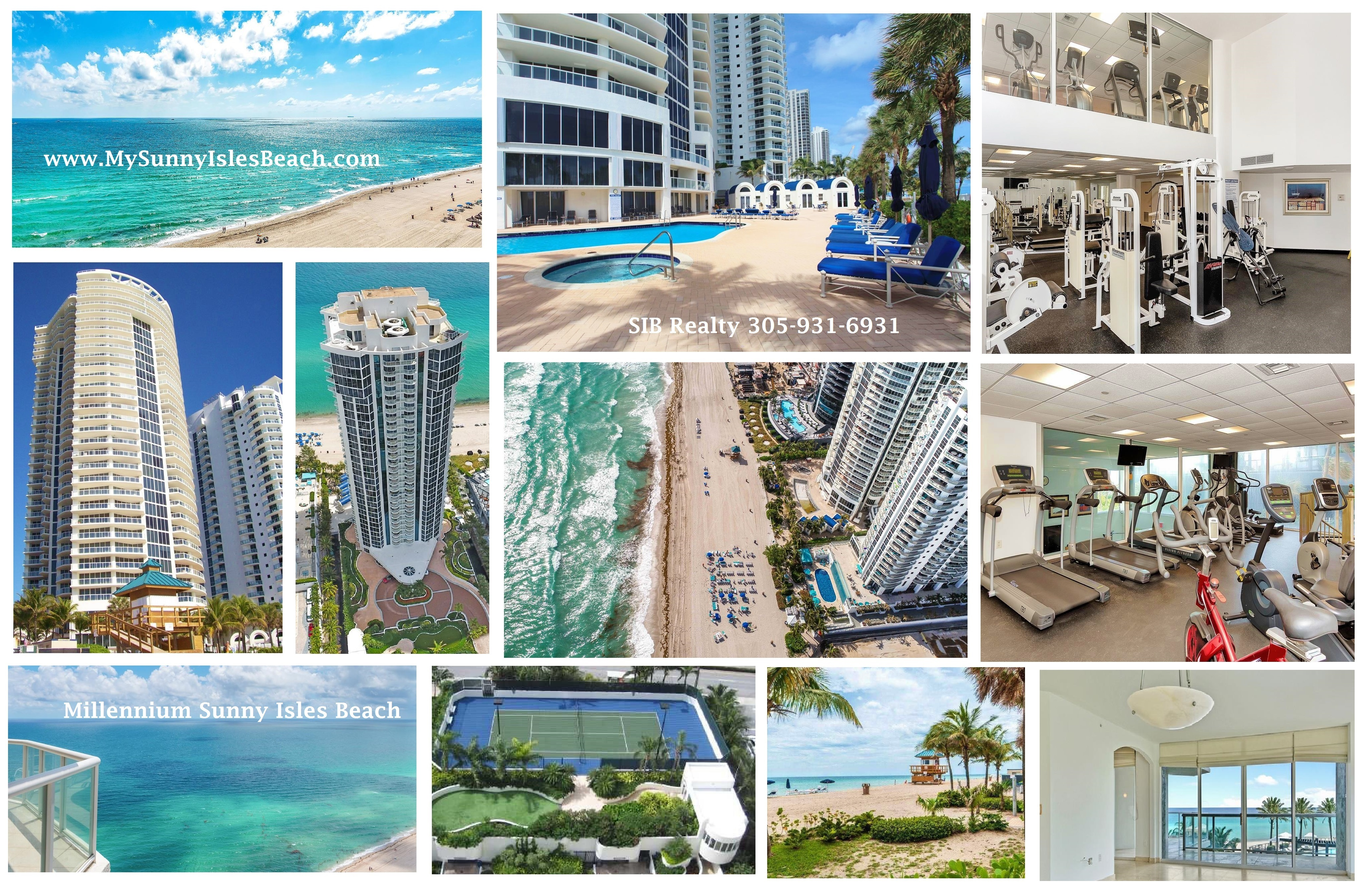 Rent, Sell, Buy condo Millennium Sunny Isles Beach with Valeria Mola