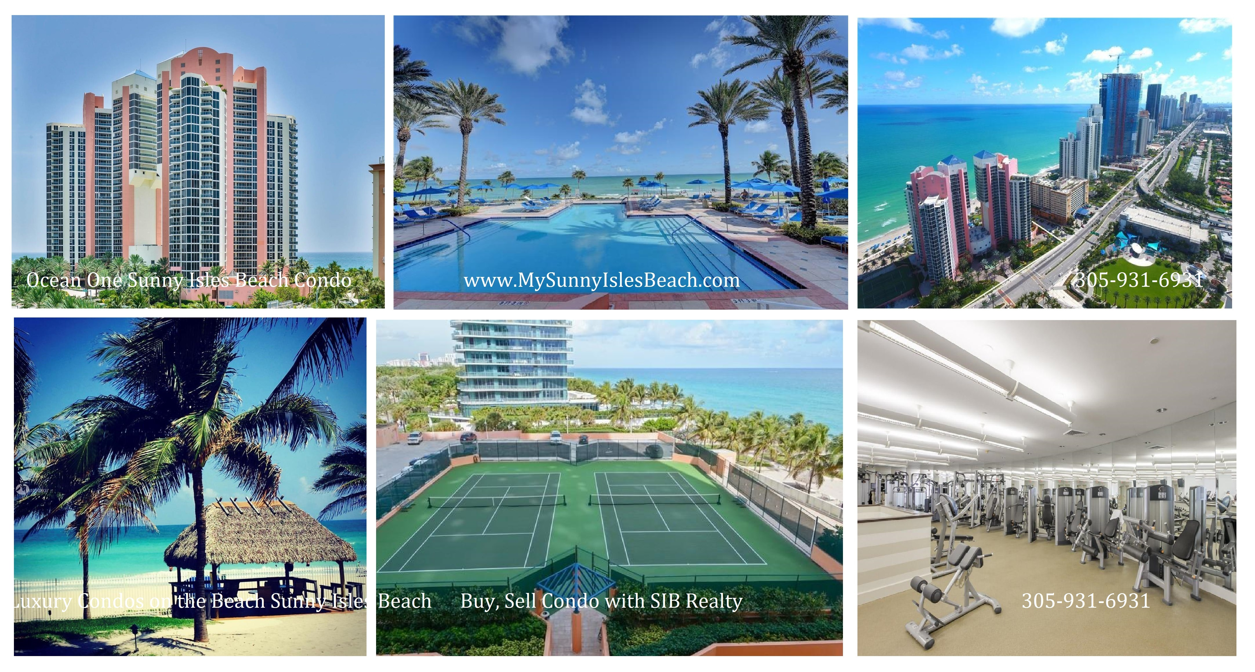 Ocean One Sunny Isles Beach Condo for Sale with SIB Realty