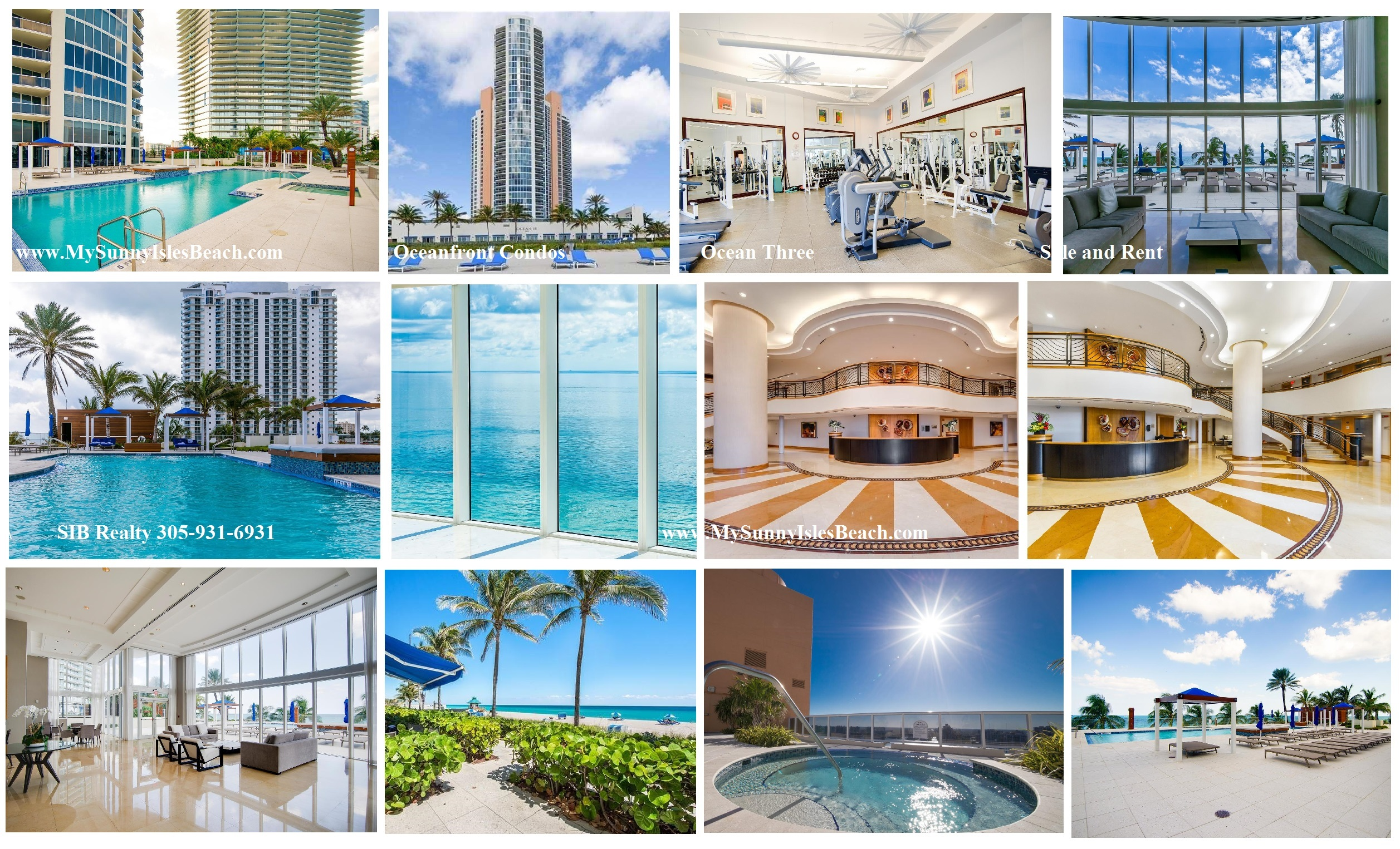 Ocean Three Sunny Isles Beach Condo For Sale with SIB Realty