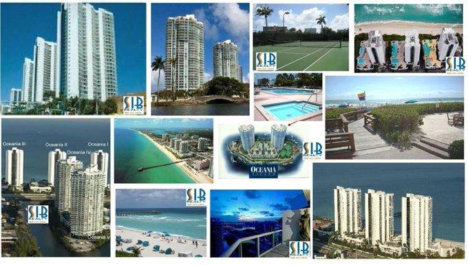 Buy, Sell, Rent Condo Oceania Sunny Isles Beach with Valeria Mola Realtor