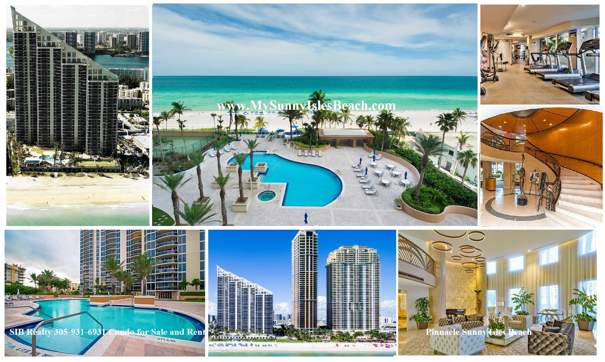 Pinnacle Sunny Isles Beach Condo for Sale with SIB Realty