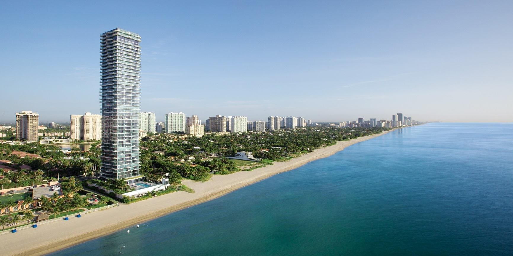 Regalia Sunny Isles Beach Luxury Condo on the beach