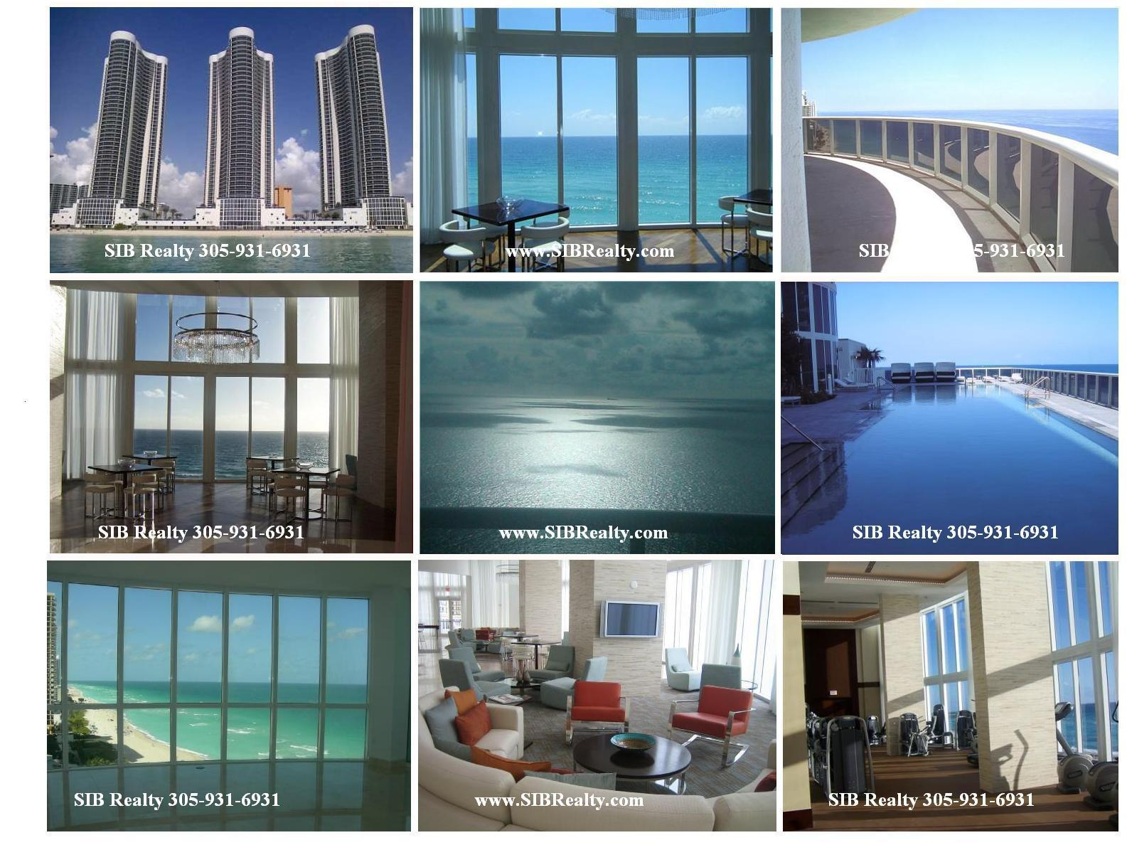 Trump Tower Sunny Isles Beach Condo For Sale and Rent