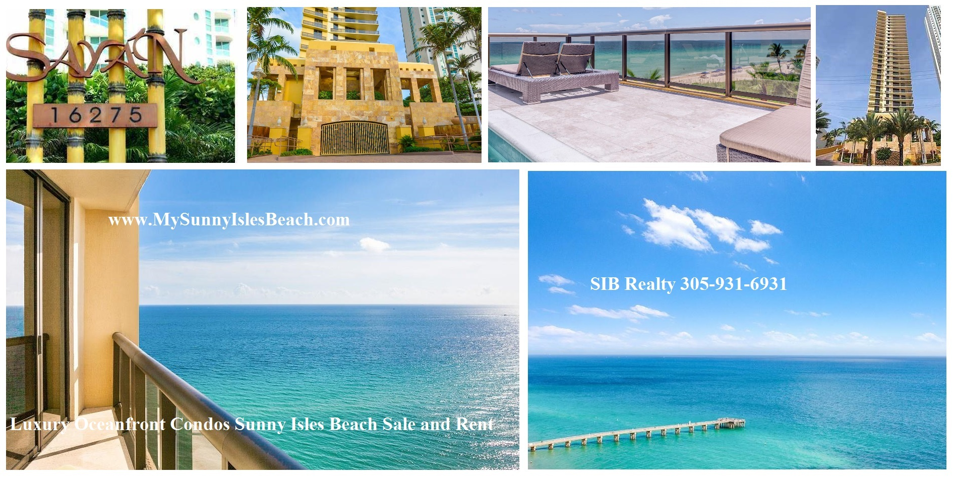 Sayan Sunny Isles Beach Condo For Sale with SIB Realty