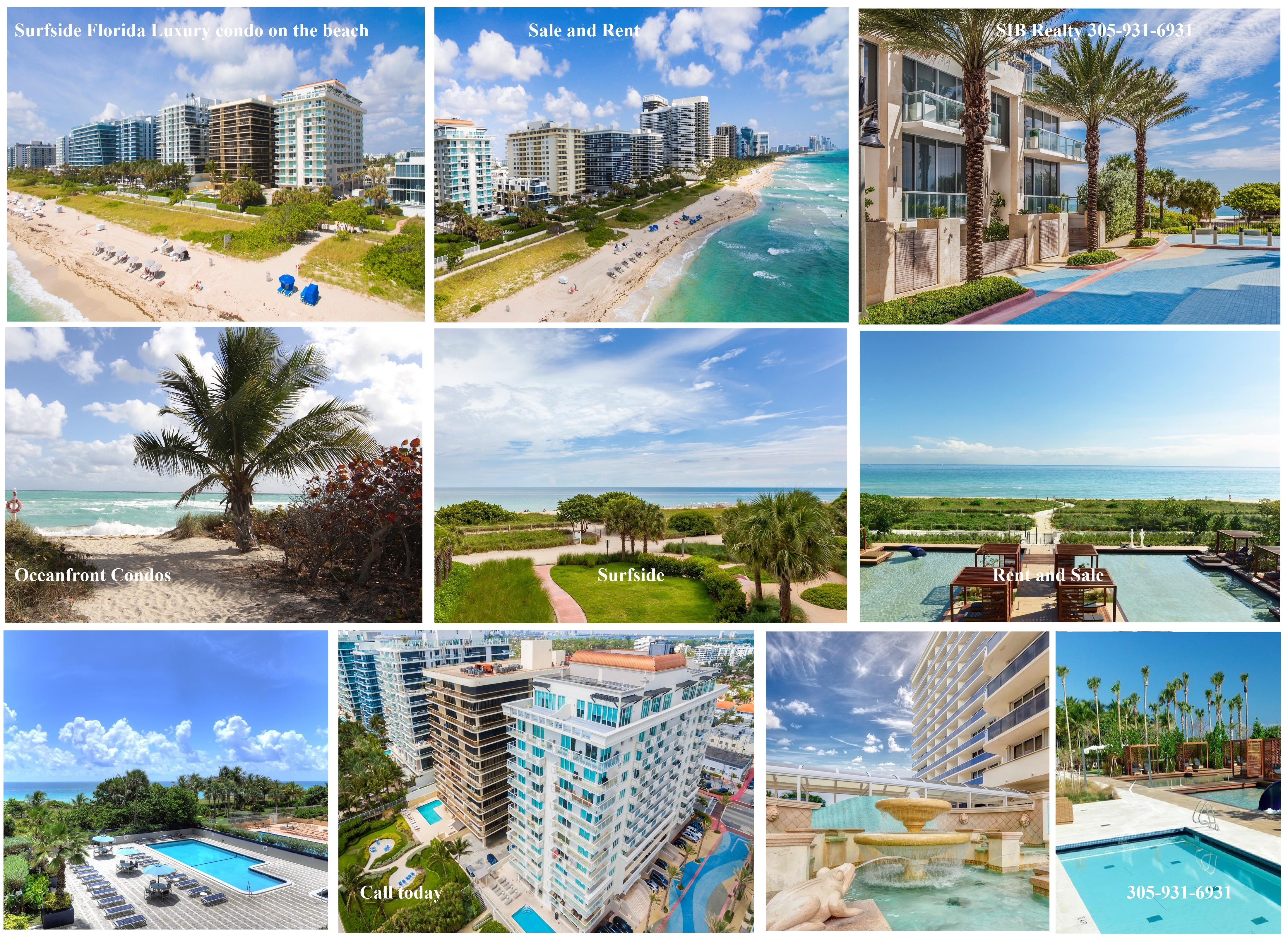 Surfside Condo for Sale with SIB Realty