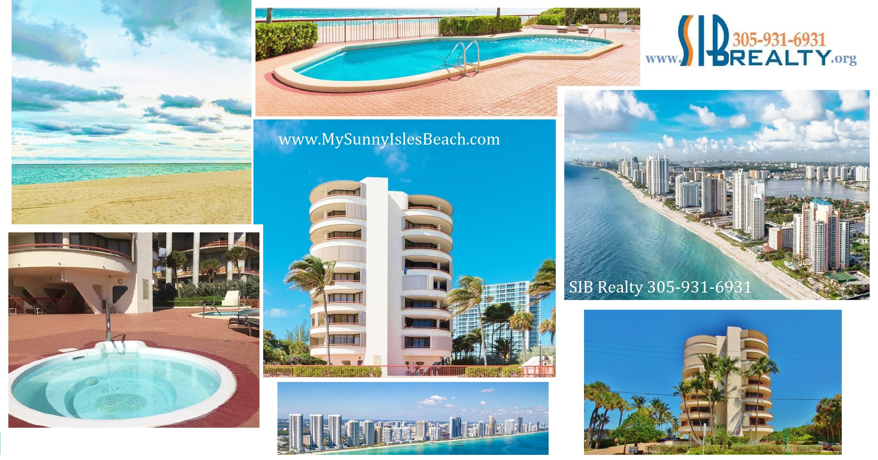 Tropicana Sunny Isles Beach condo for sale with sib realty