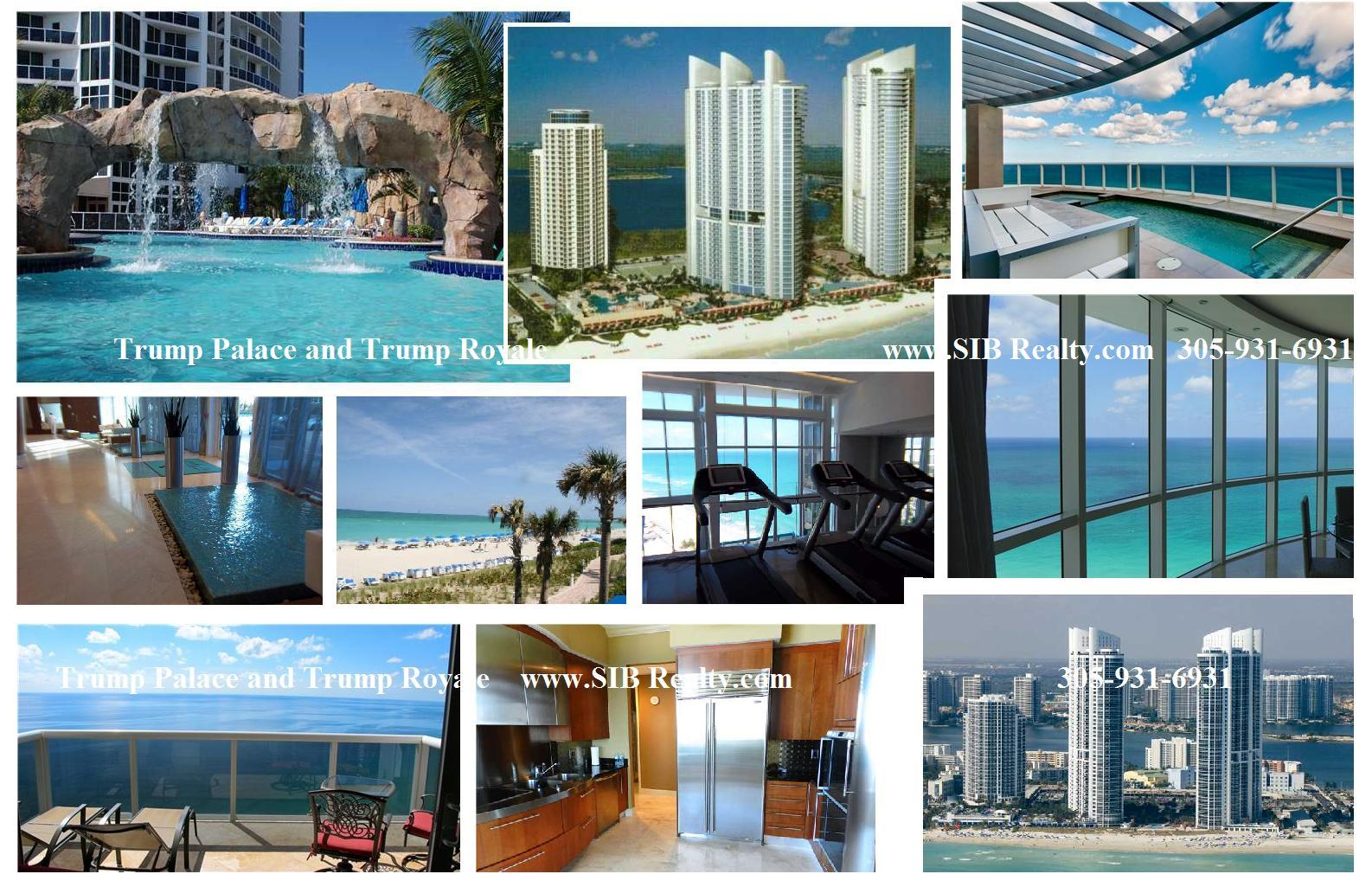 Trump Royale Condo For Sale
