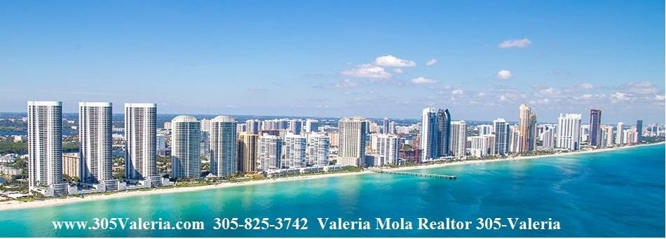 Valeria Mola Realtor Miami