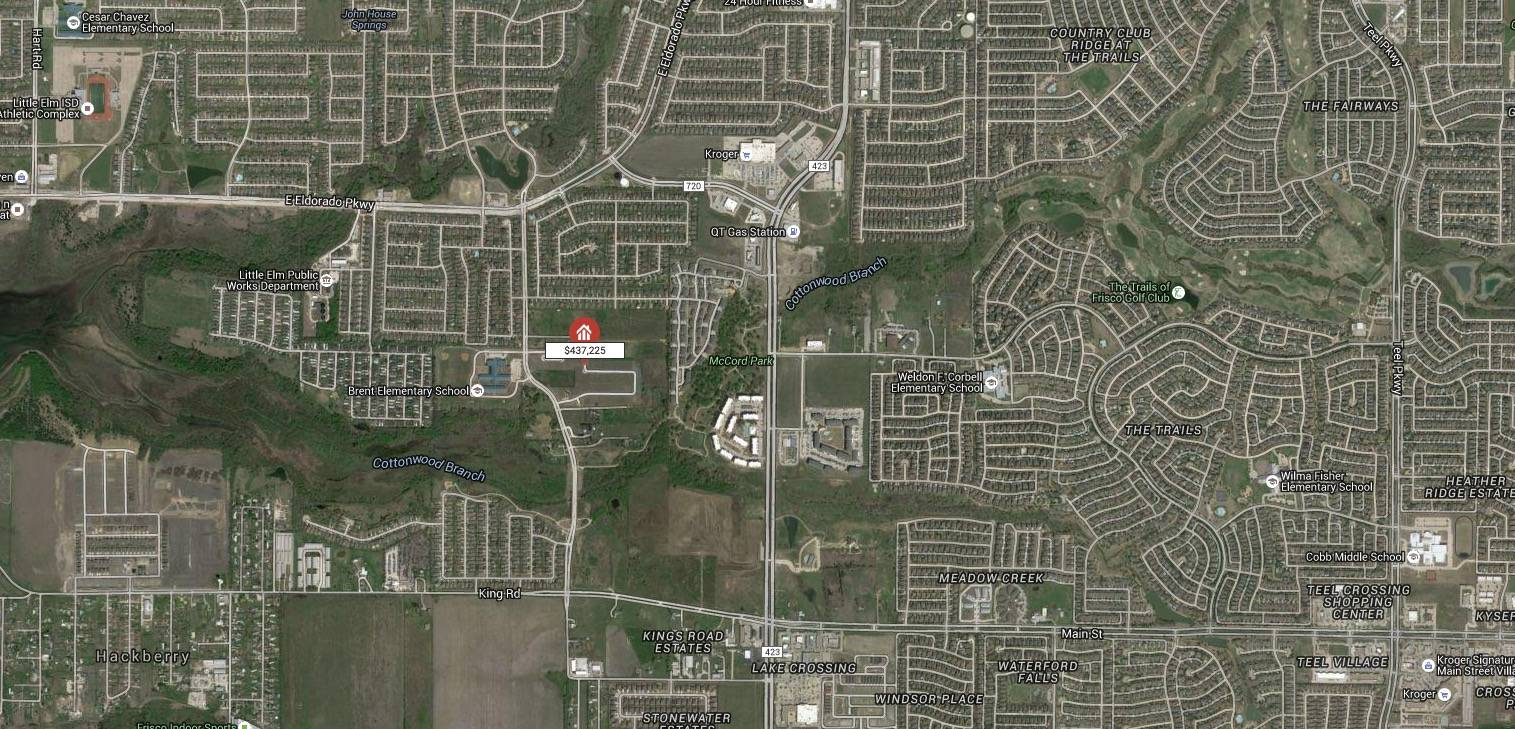 New home builders in brentwood little elm texas for Little elm craft house