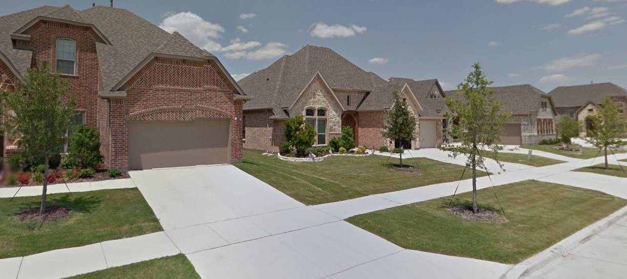 new home builders in emerson estates frisco texas