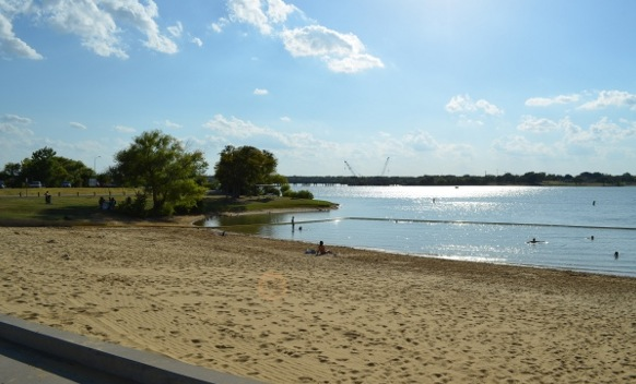 The Little Elm Park And Sandy Beach Are Located On Lake Lewisville In Texas 75068 Enjoy One Of Finest Beaches North Surrounded By