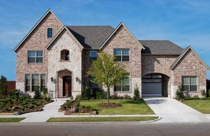 New Home Builders Model Homes In Little Elm