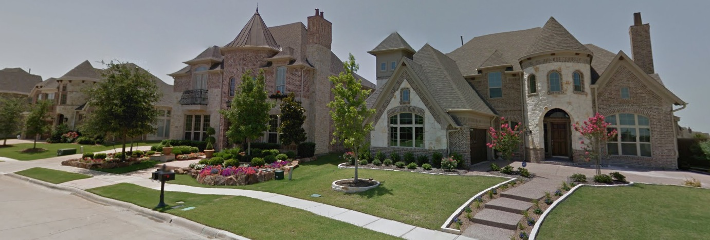 denton texas homes and local attractions