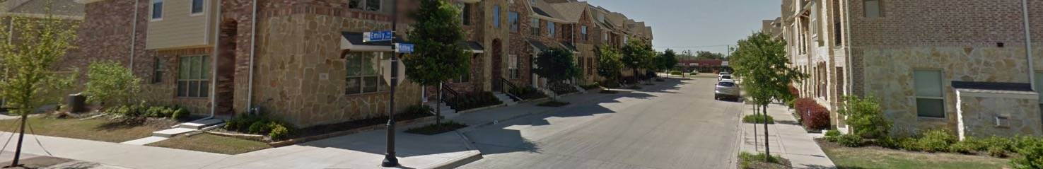 Brick Row Townhomes For Sale In Richardson Texas