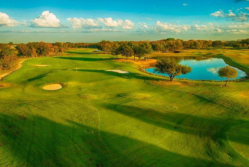 golf courses in propser tx
