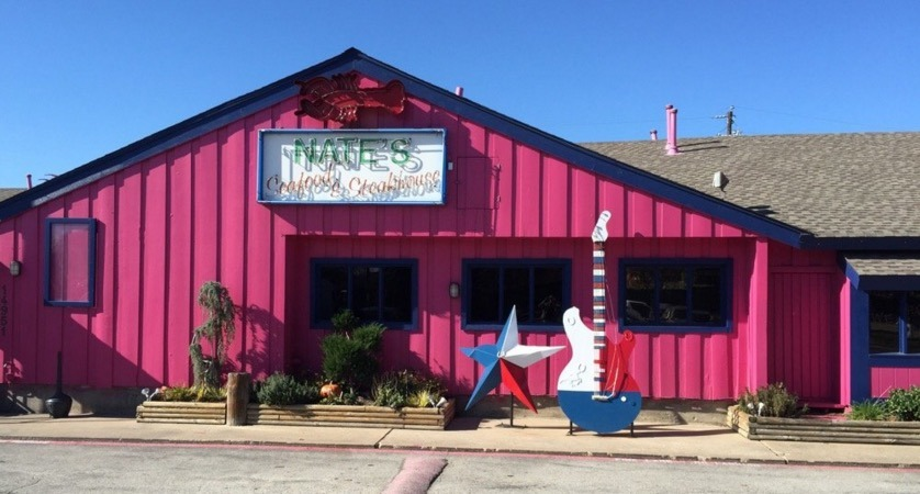 nates seafood the colony