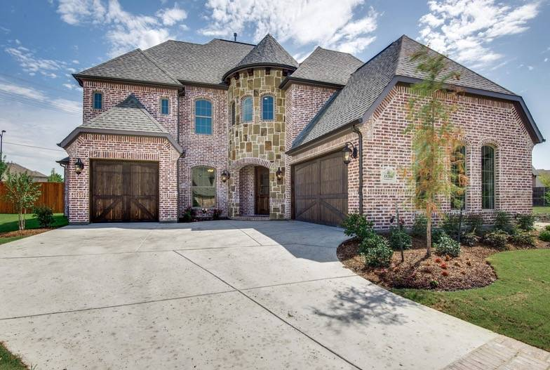 New Home Builders In Liberty Crossing Frisco Texas