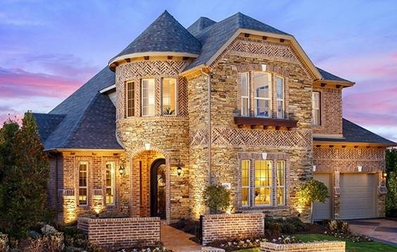 New Home Builders In Nature Place Mckinney Texas