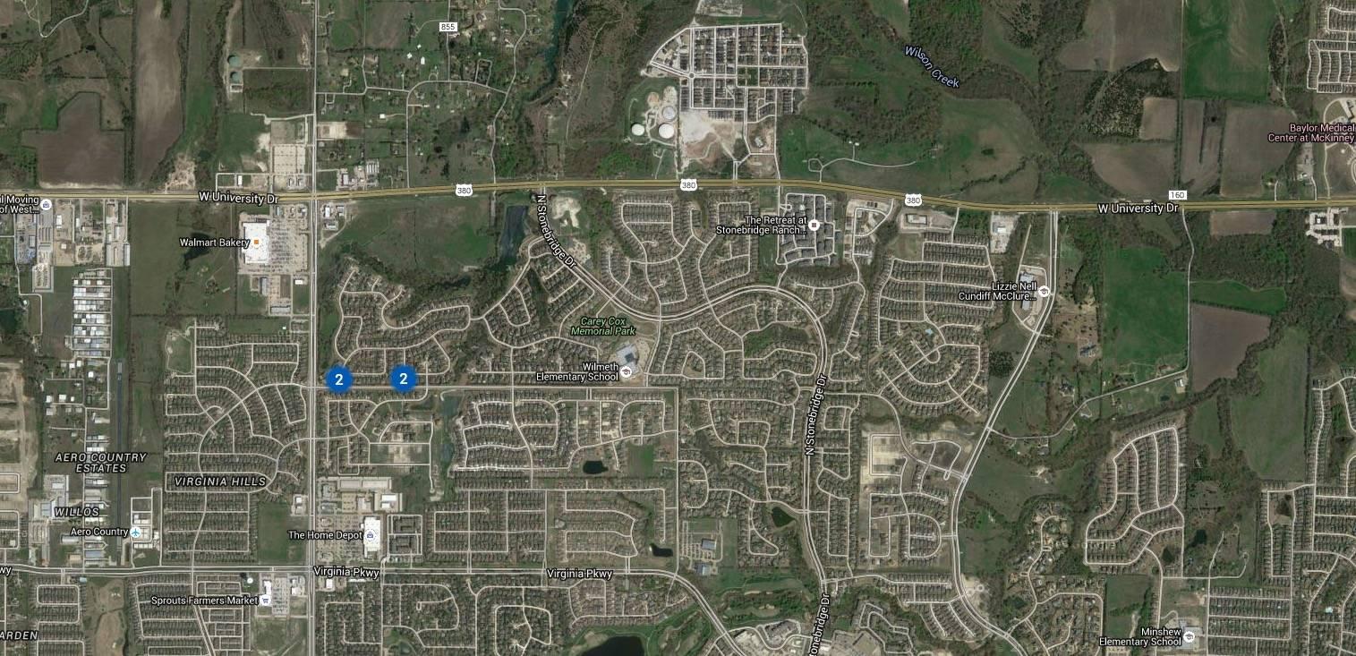 New home builders in estates of verona mckinney texas for Mckinney builders