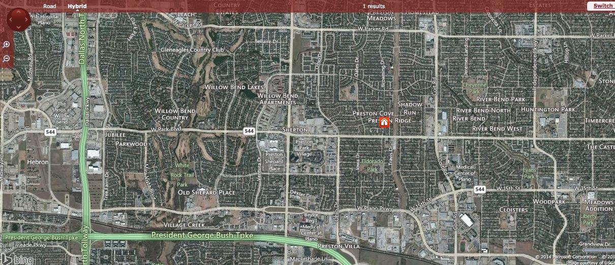 Preston Cove Homes For Sale In Plano Texas