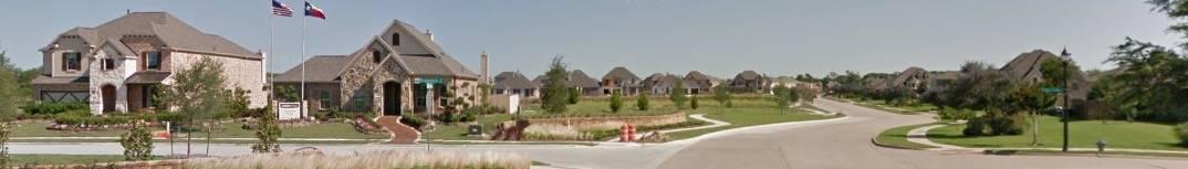 New home builders in robinson ridge mckinney texas for Mckinney builders