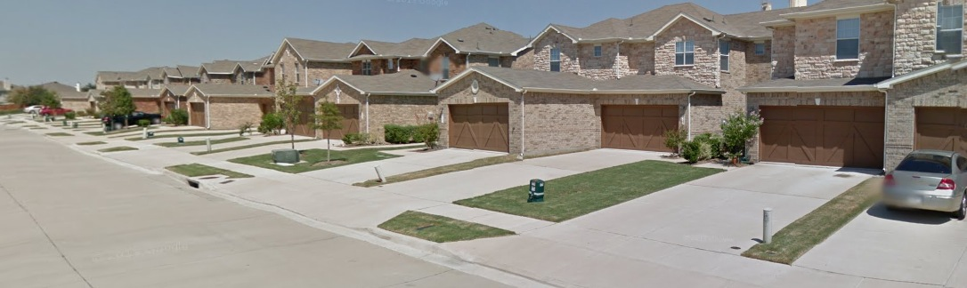 The Cascades Townhomes For Sale In The Colony Texas