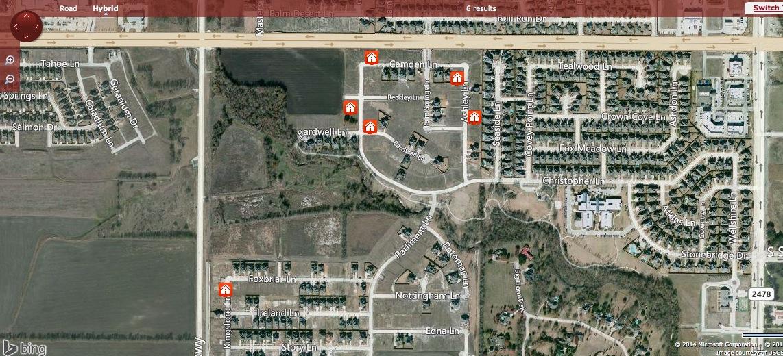 Villages Of Stonelake Estates Homes For Sale In Frisco
