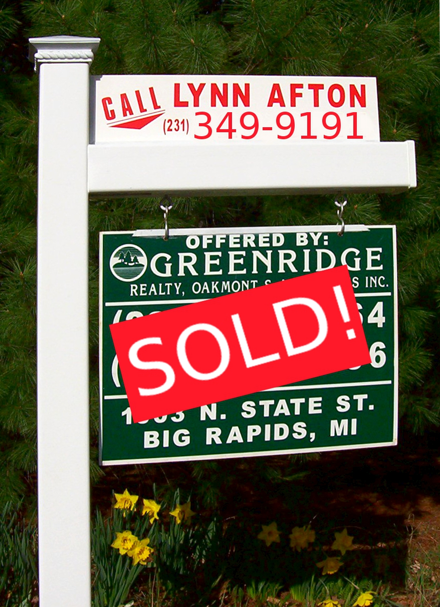 Call Lynn Afton to sell Your home!