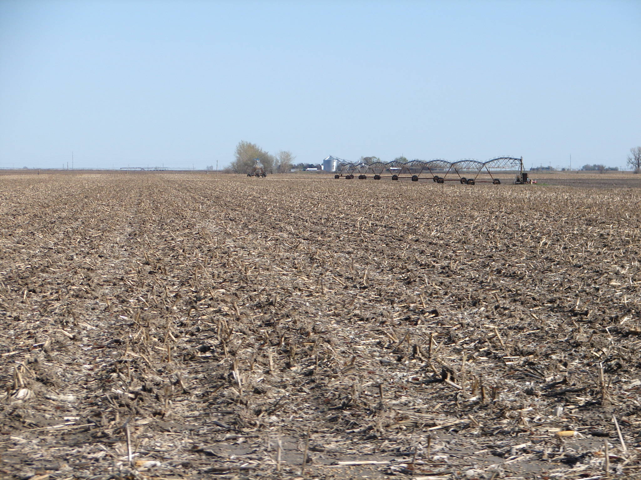 Kearney County NE Farm For Sale by Mike McCann Nebraska Land Broker 2015