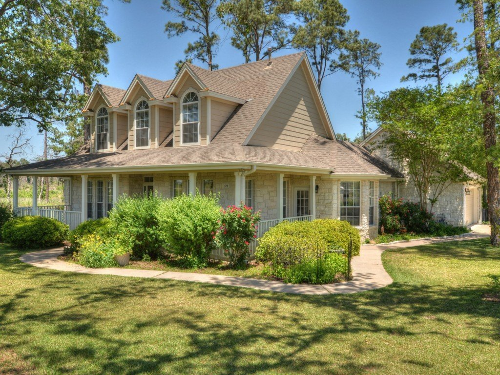 french country home on 1 99 acres in bastrop coming soo