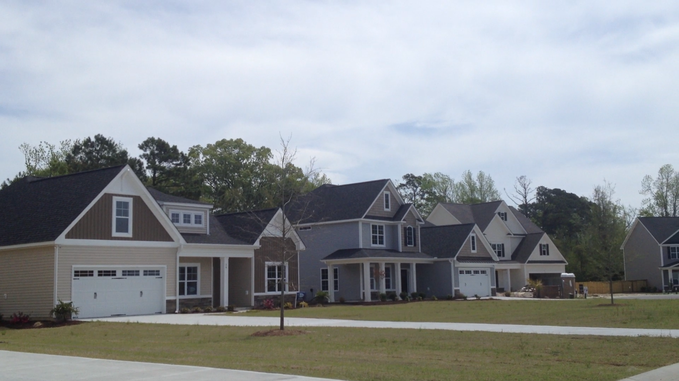 Homes For Sale In The Walk At Sloop Point Hampstead Nc