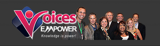 Voices Empower Logo