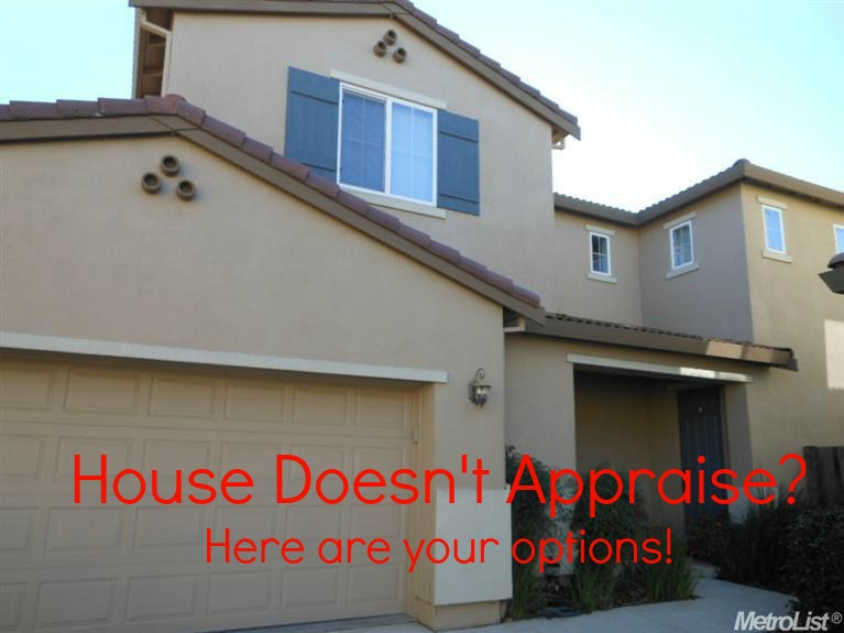 What to do About a Low Appraisal - From Roseville Real Estate Agent