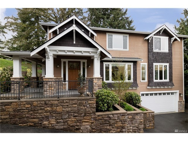 East of Market Street Kirkland Washington Homes