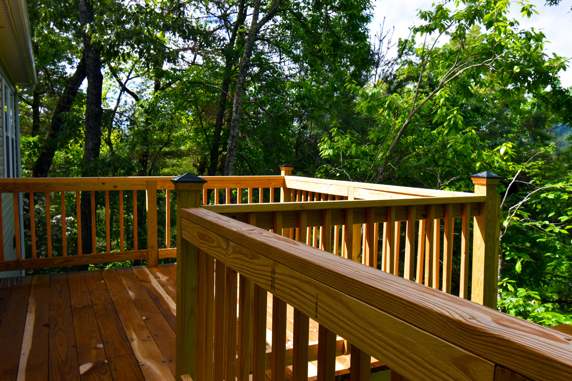 Tree house view dillsboro NC home for sale