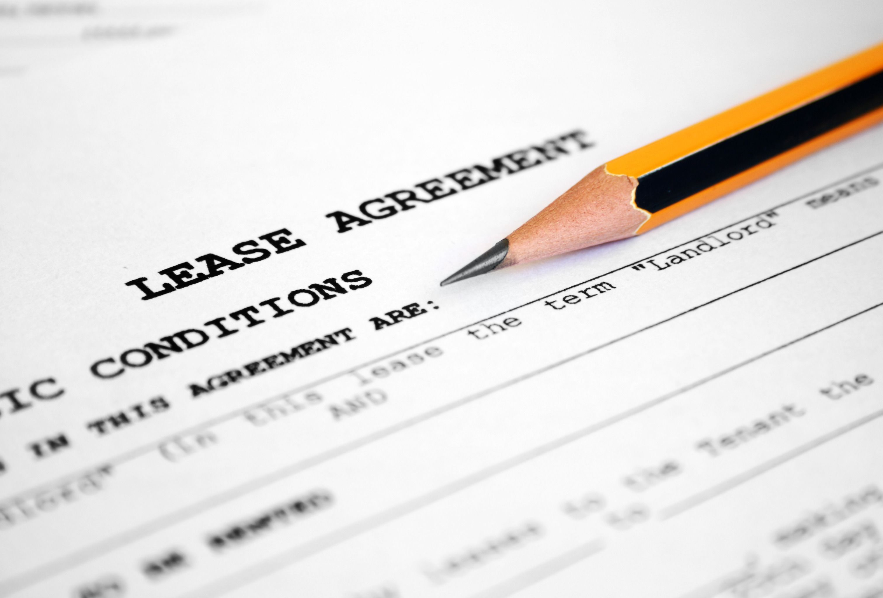 basics of a commercial lease in Colorado Springs