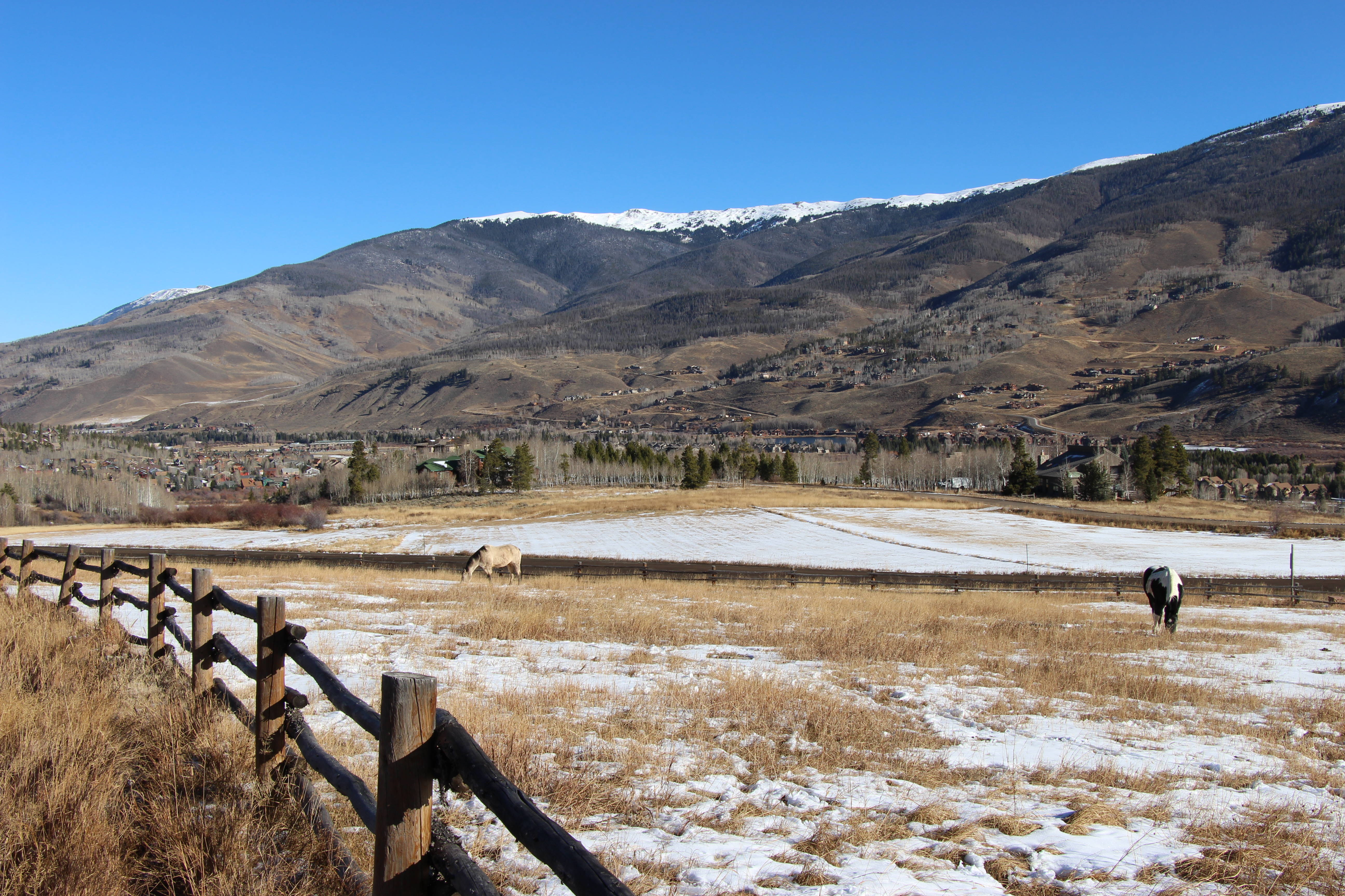 Ruby Ranch Homes Summit County Colorado Silverthorne