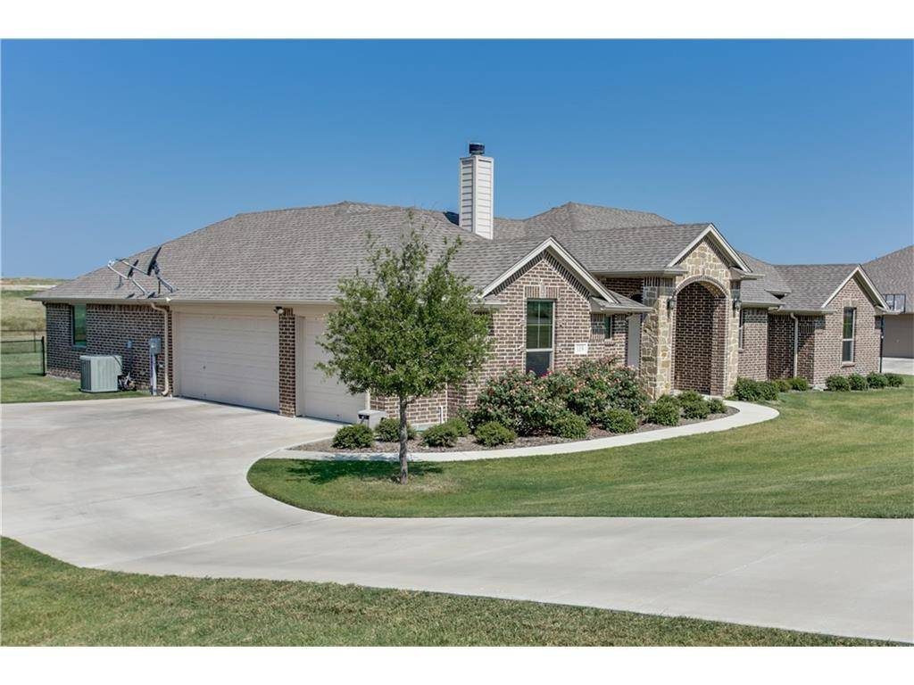 Homes In Aledo Isd With 1 Acre And 3 Car Garage