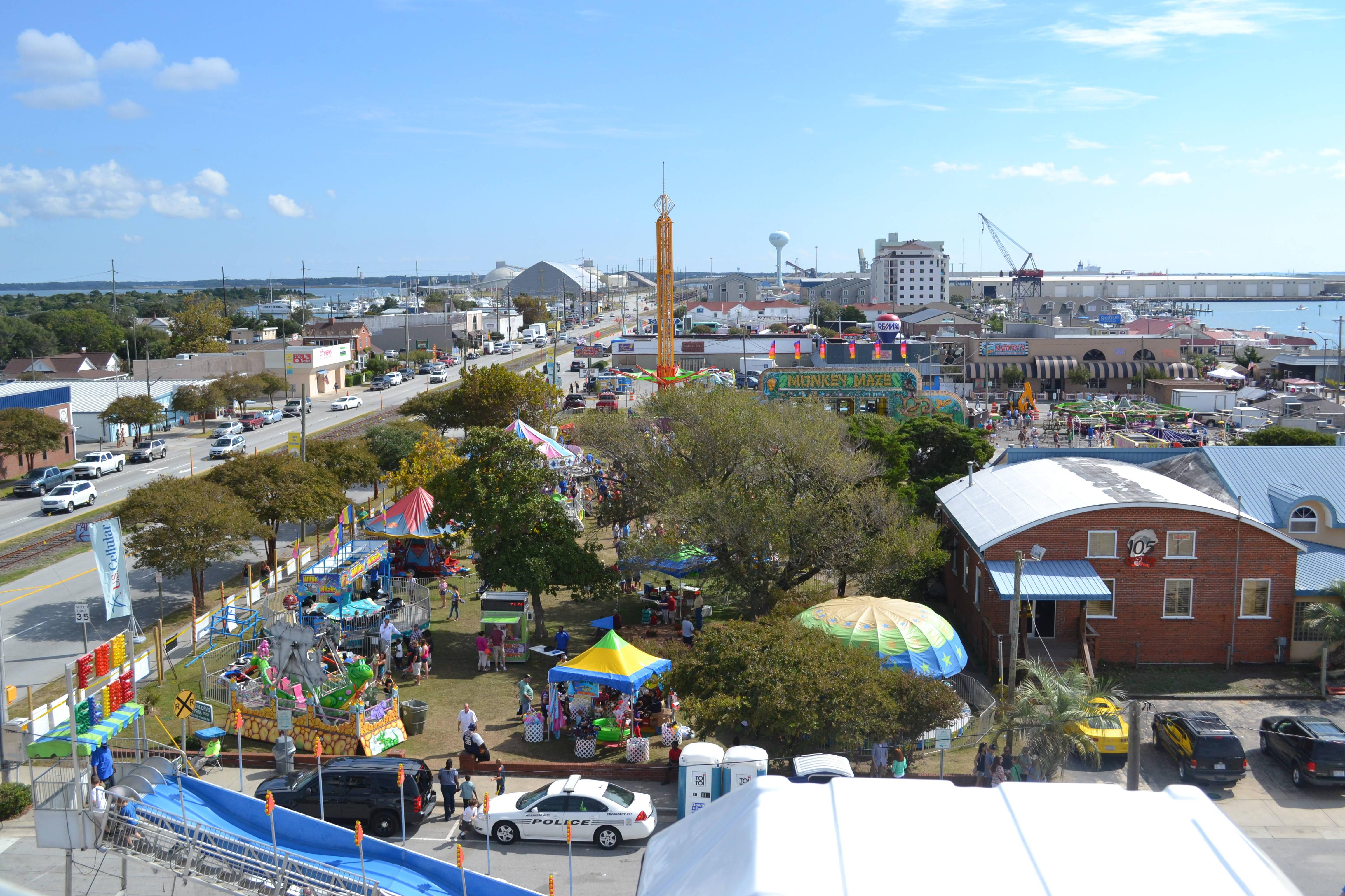 North Carolina Seafood Festival
