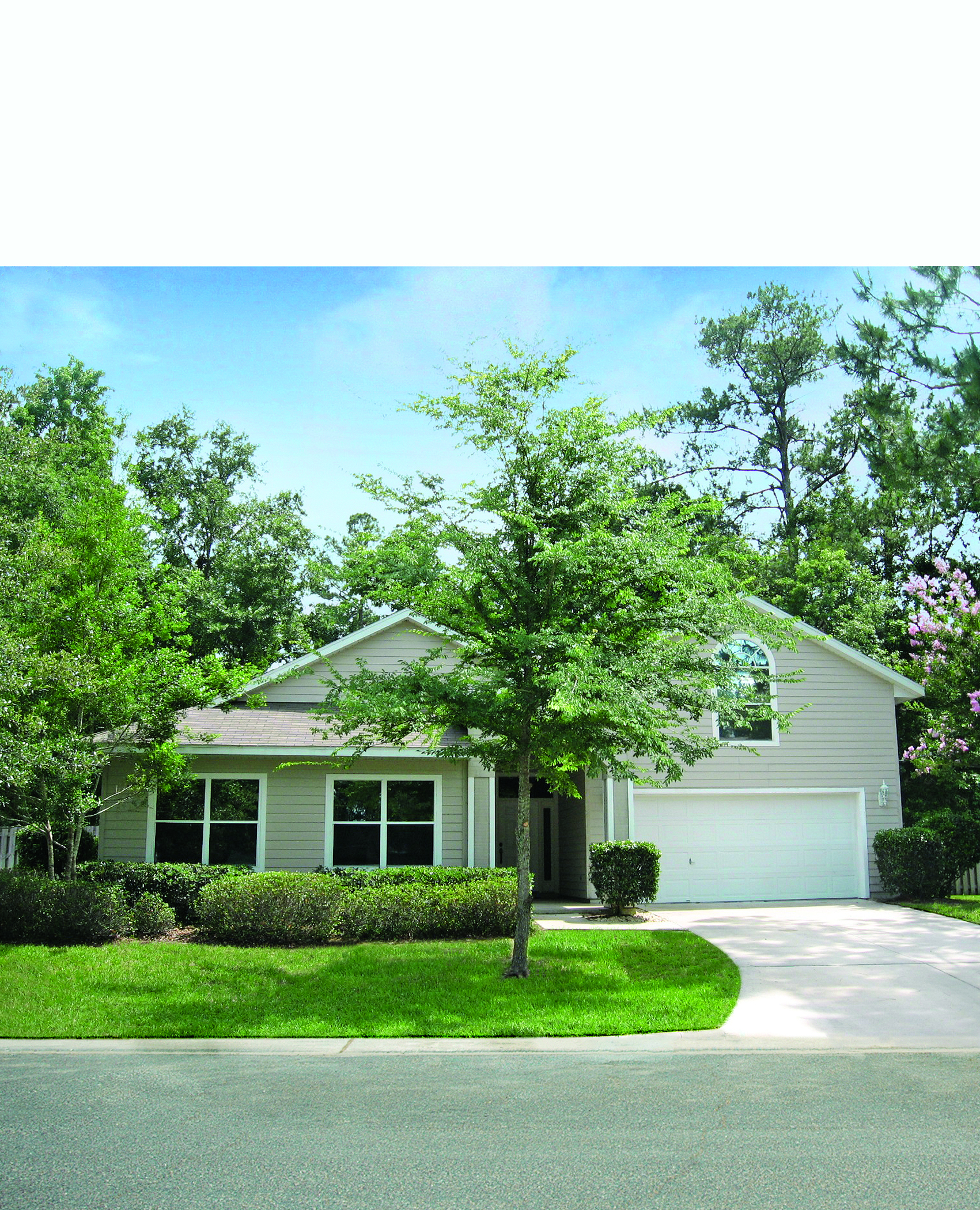 4/3 LISTING In CAPRI Neighborhood In NW Gainesville, FL