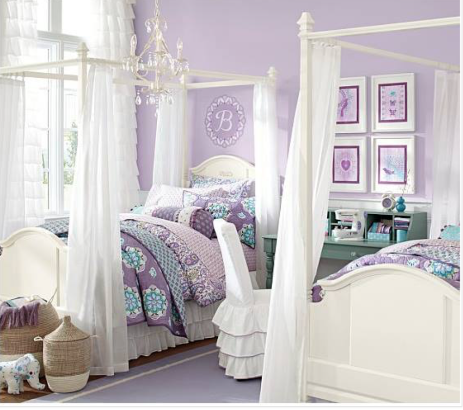 "Pottery Barn Madeline Bed: The ""Madeline"" Twin Beds From Pottery Barn"