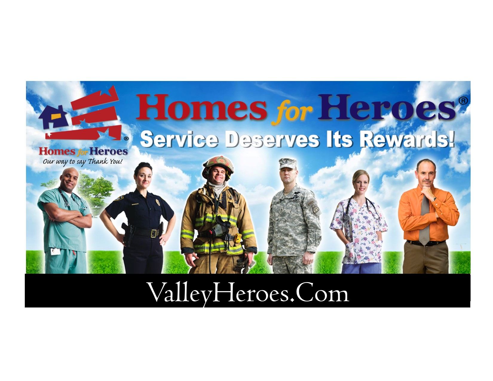 Homes For Heroes Who Are We