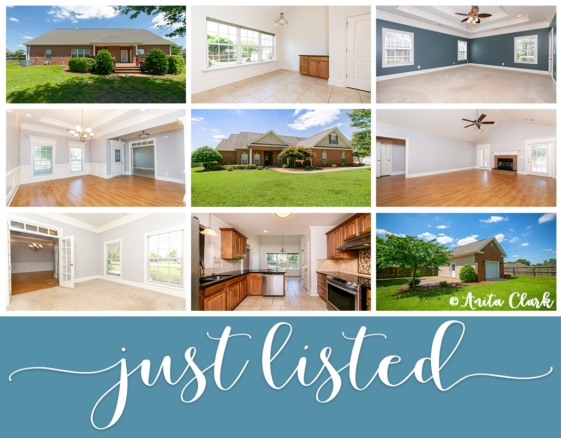 Just Listed in the Erin Glen Subdivision